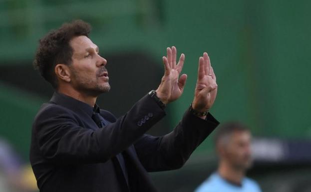 Simeone: «Dimos todo lo que teníamos» | El Correo
