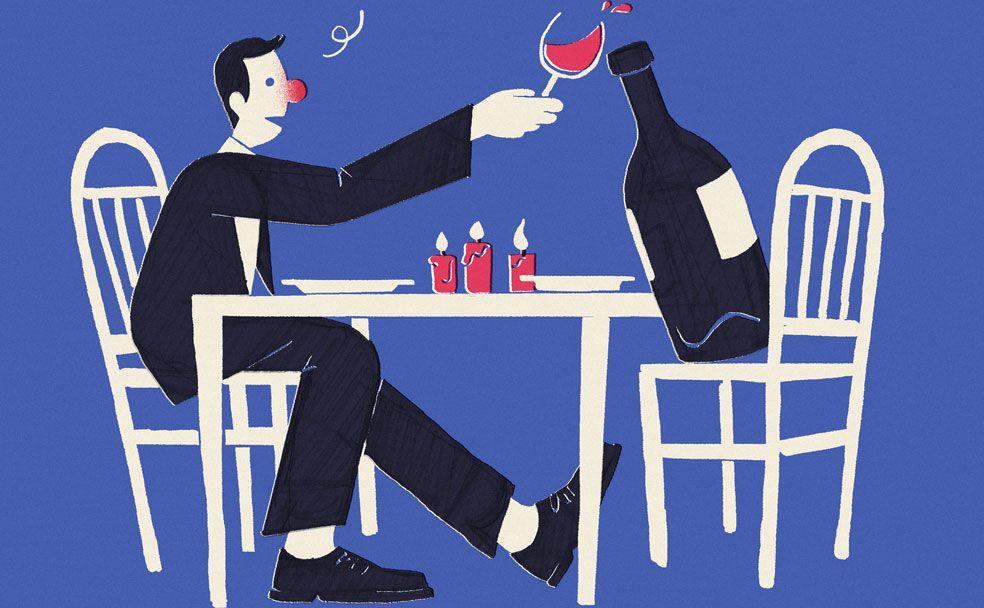 Cada vez bebíamos menos en casa... hasta ahora