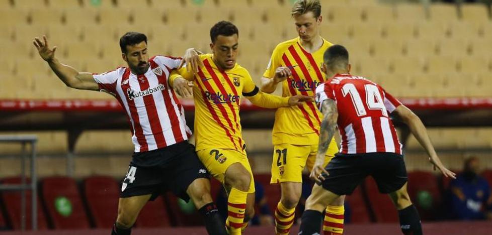 Athletic-Barcelona, en directo