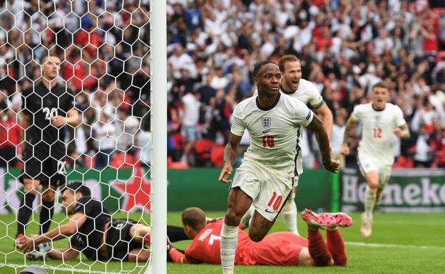 Inglaterra se cura de su pesadilla alemana