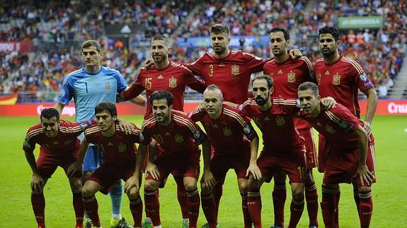 1bce005d822 España vestirá Adidas hasta 2026
