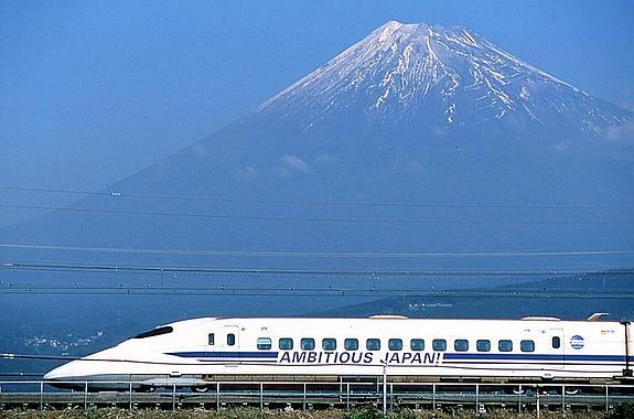 Japan Travesti Tren