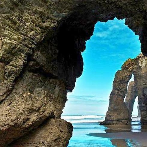 playa de las catedrales mejor del mundo