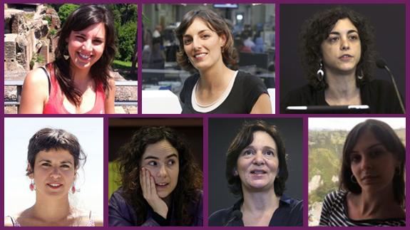 Las Mujeres De Podemos El Correo