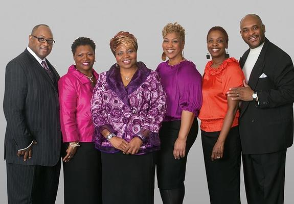 Tina Brown & The Gospel Messengers. /