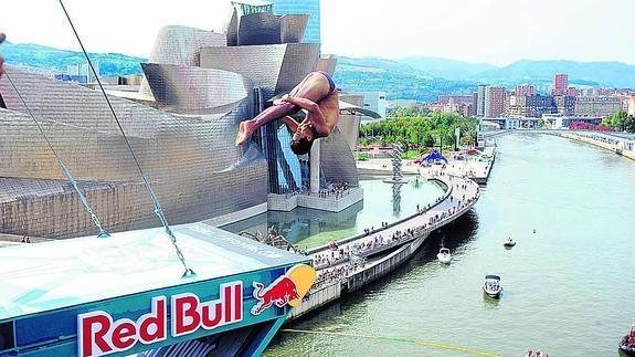 Bilbao se queda sin los saltos de Red Bull | El Correo