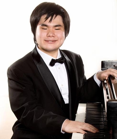 Nobuyuki Tsujii./