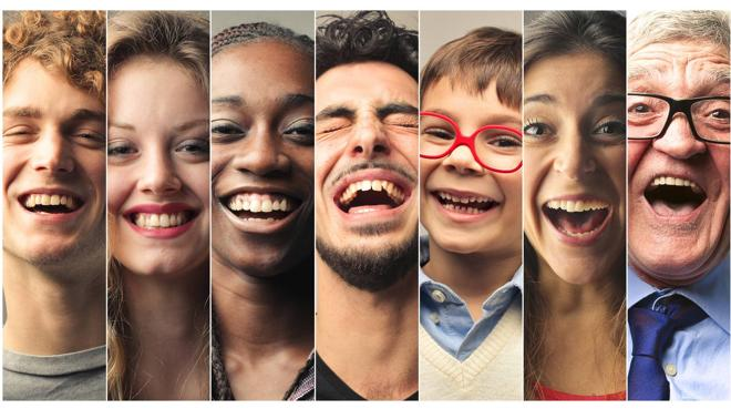 Partirse De Risa La Mejor Medicina El Correo